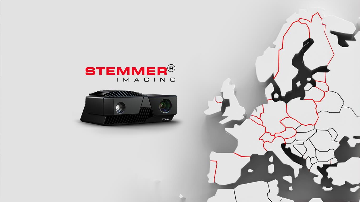 Stemmer Imaging and Zivid 3D color cameras