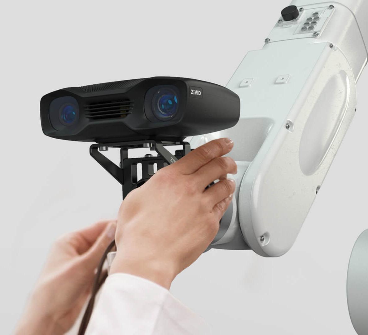 Zivid-Two-on-arm-robotics-3D-vision-color-camera