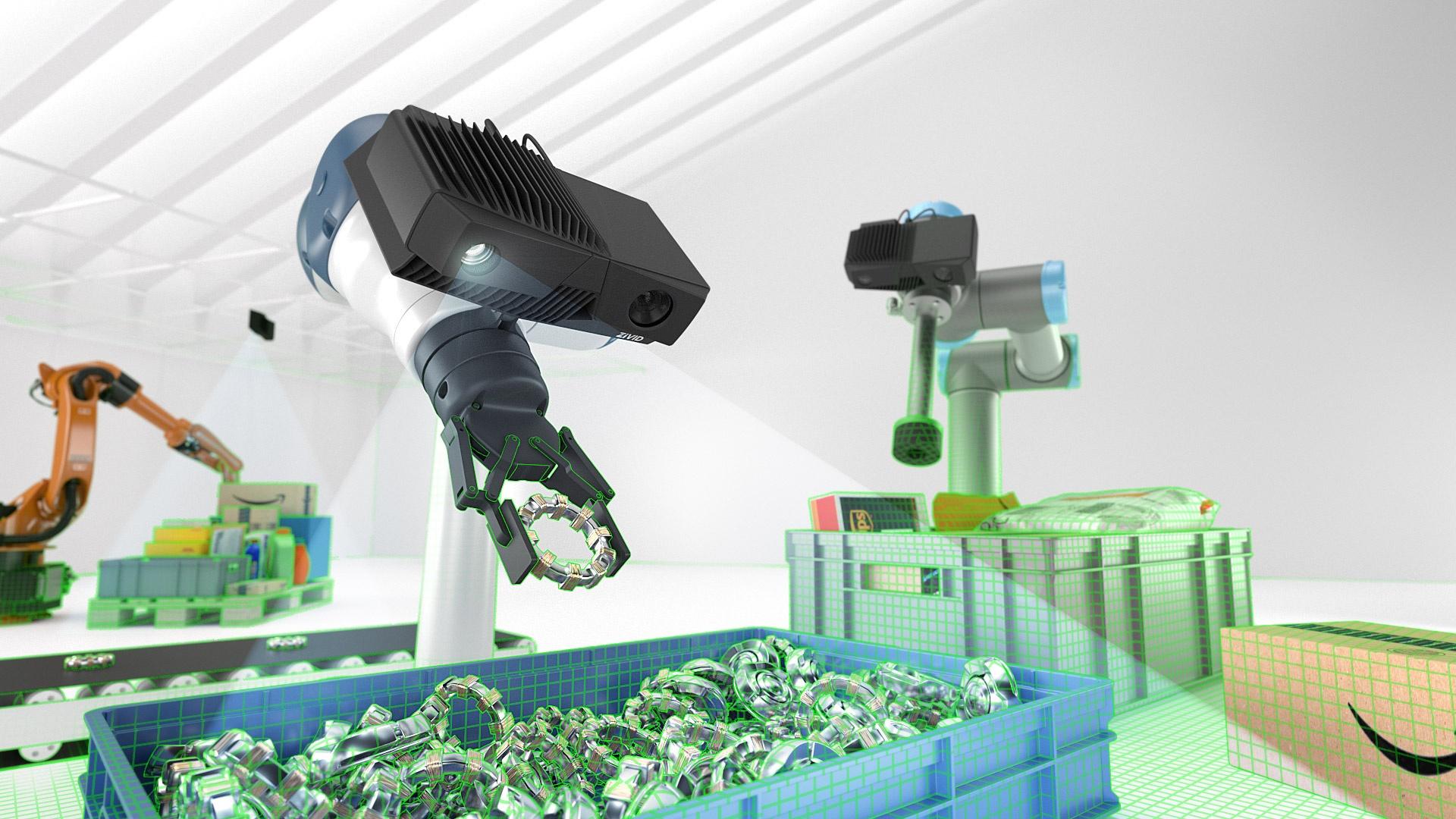 Zivid-3D-Color-Cameras