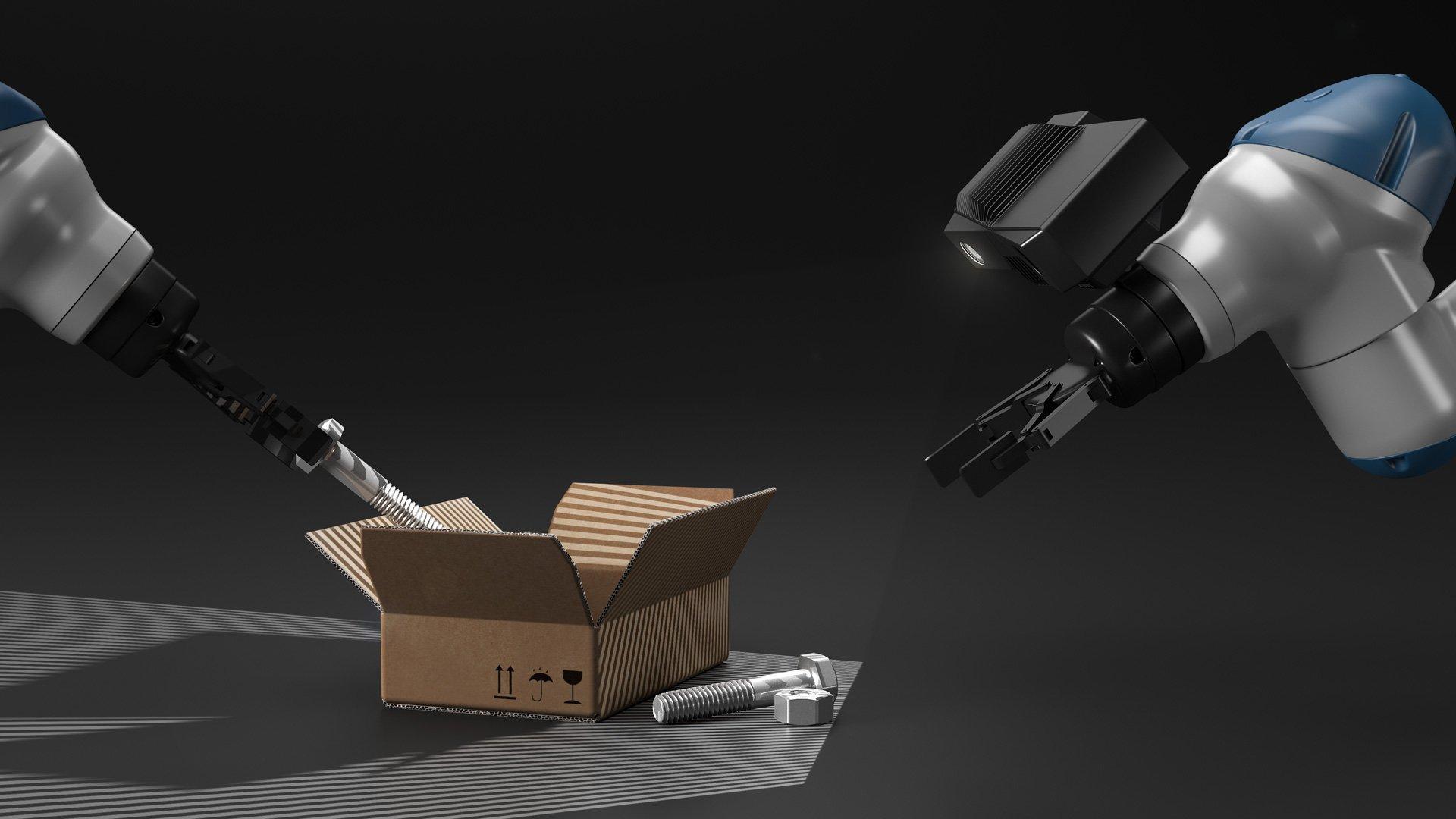 Zivid-3D-Structural-Light-Robots