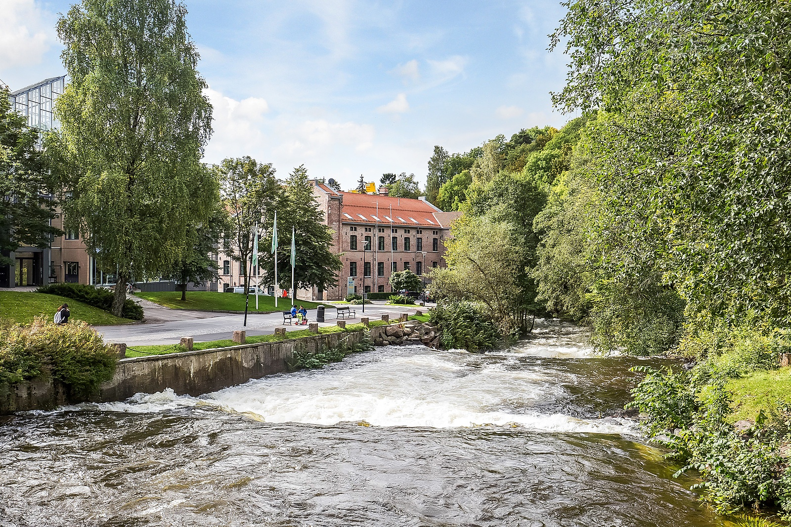 Zivid HQ in Nydalen, Oslo, Norway