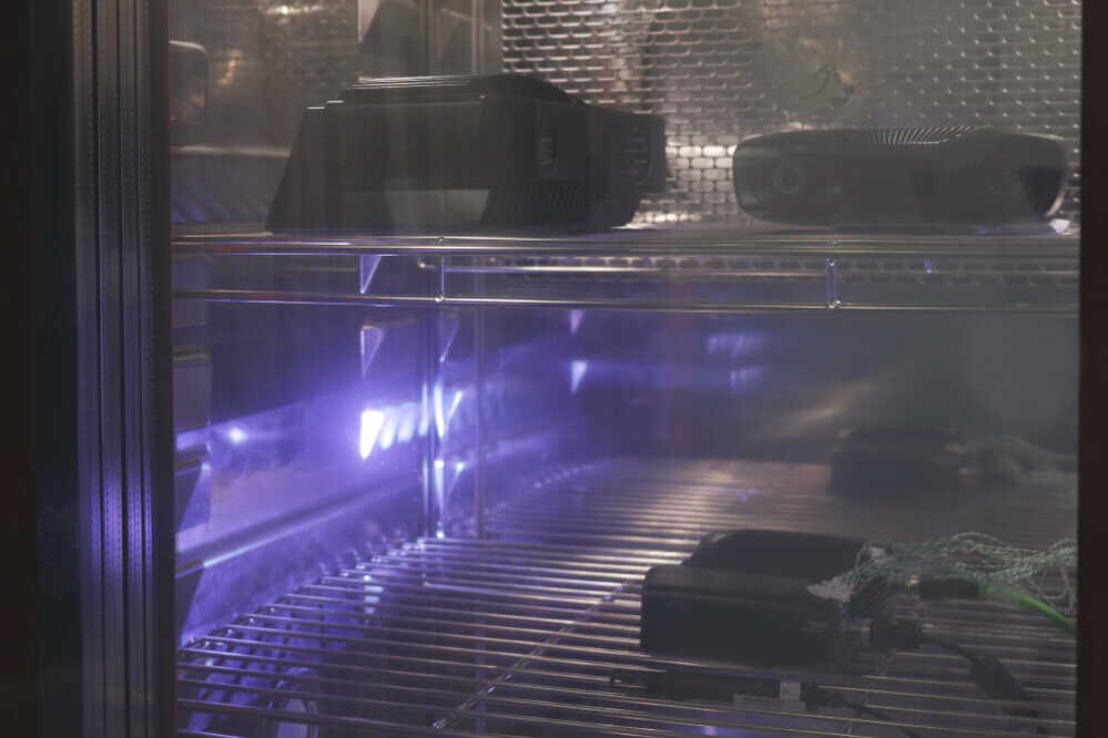 Zivid industrial 3D cameras tested for thermal stability