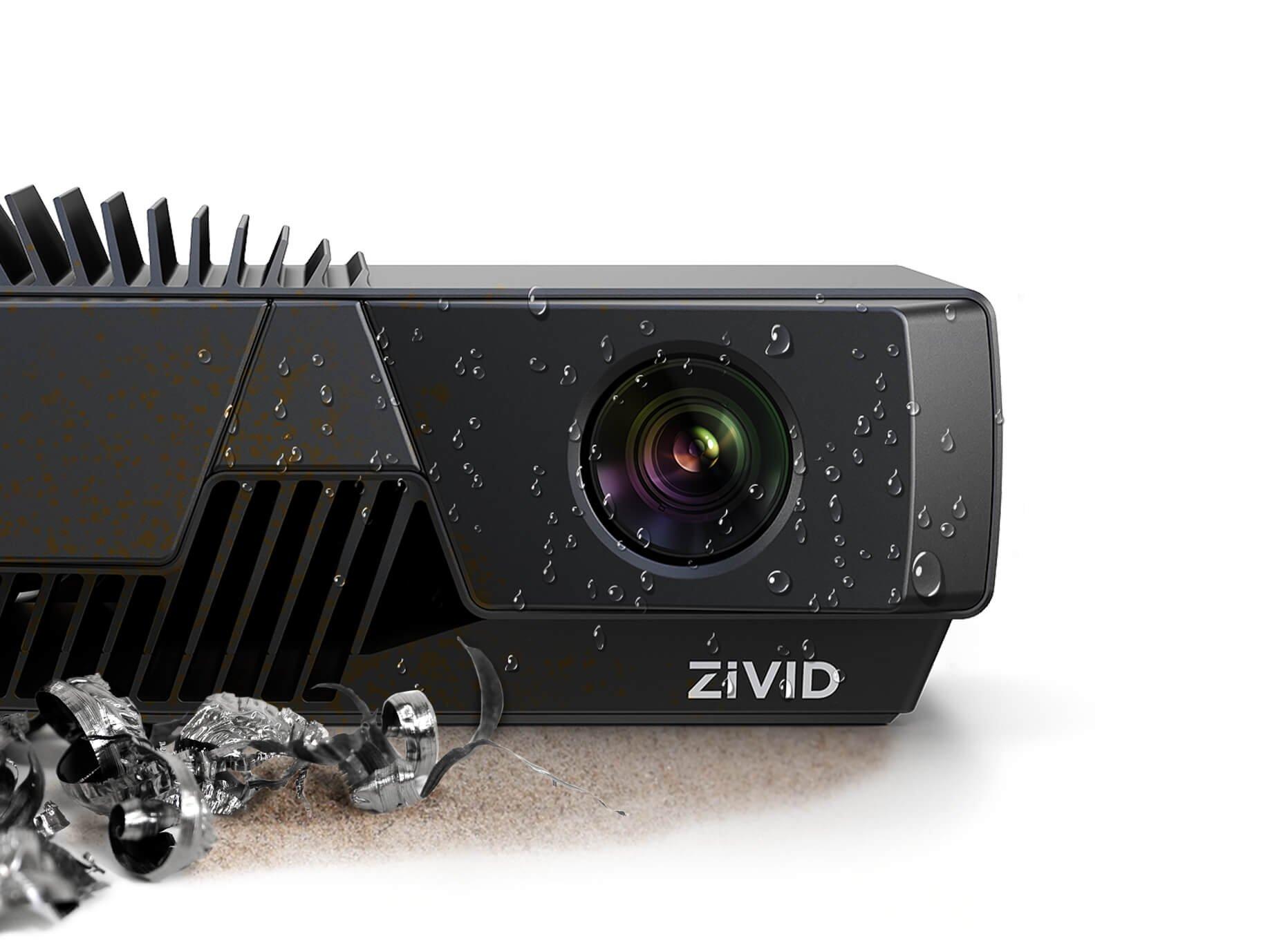Zivid IP65 Industrial Grade 3D