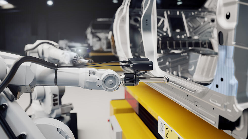 Zivid 3D Automotive assembly and inspection