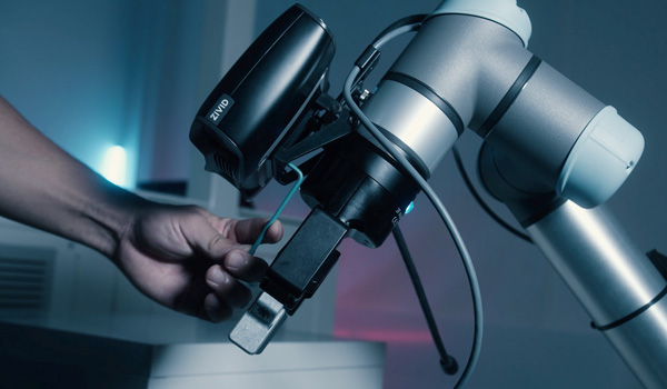 On-arm-3D-robotics-vision-flexibility