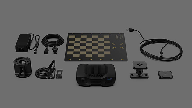 Zivid Developer Kit and Accessories