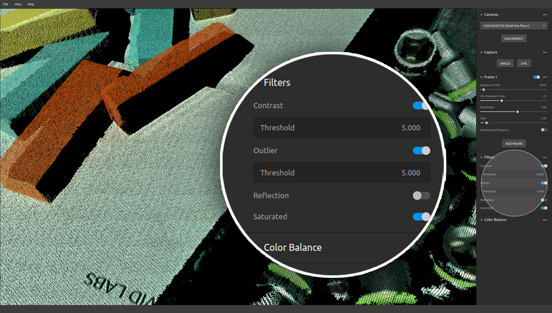 SDK for 3D vision developers - Zivid