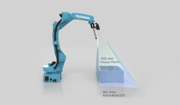 3D-camera-optimal-robot-working-distance