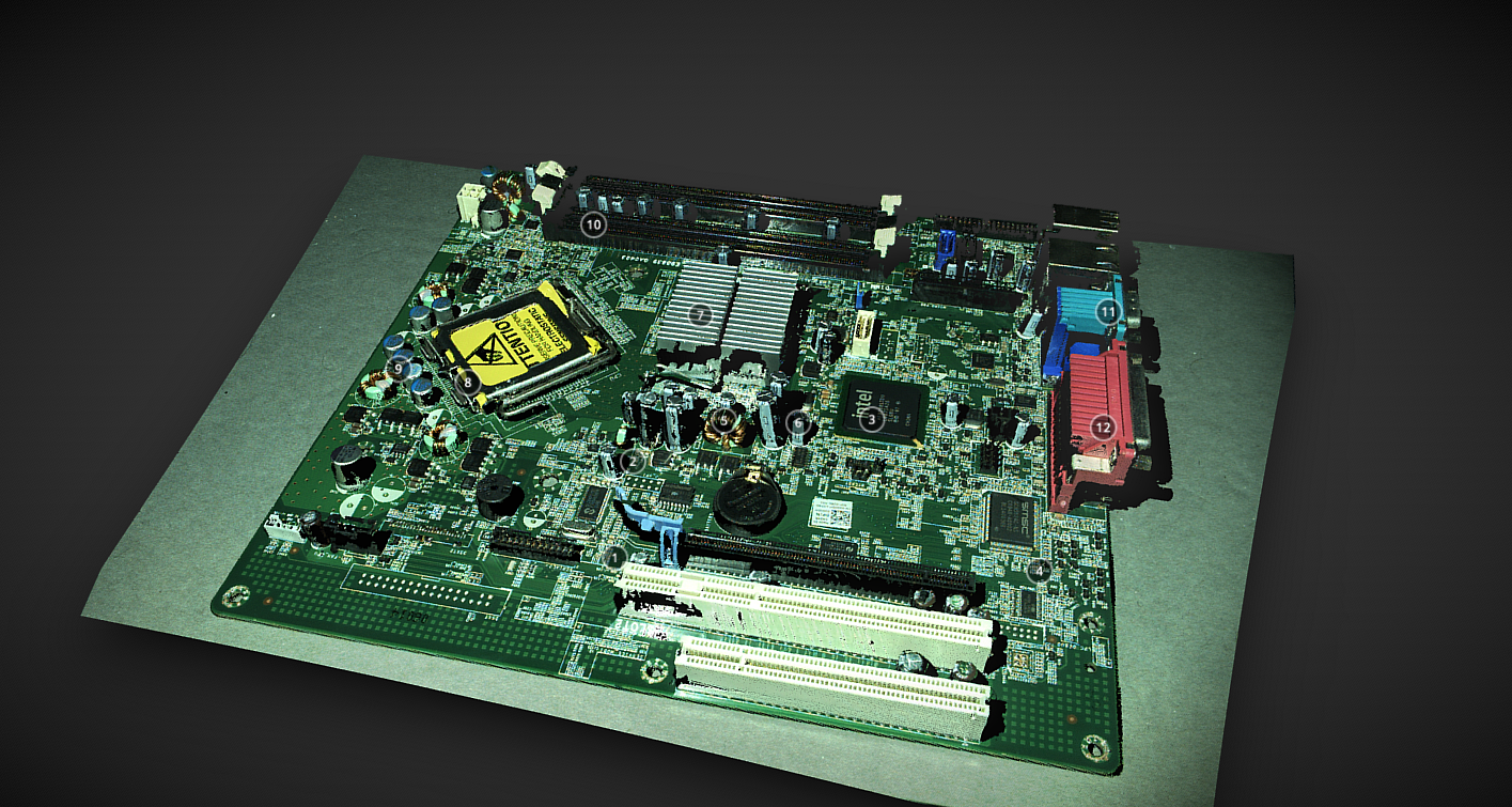 point-cloud-bin-pcb