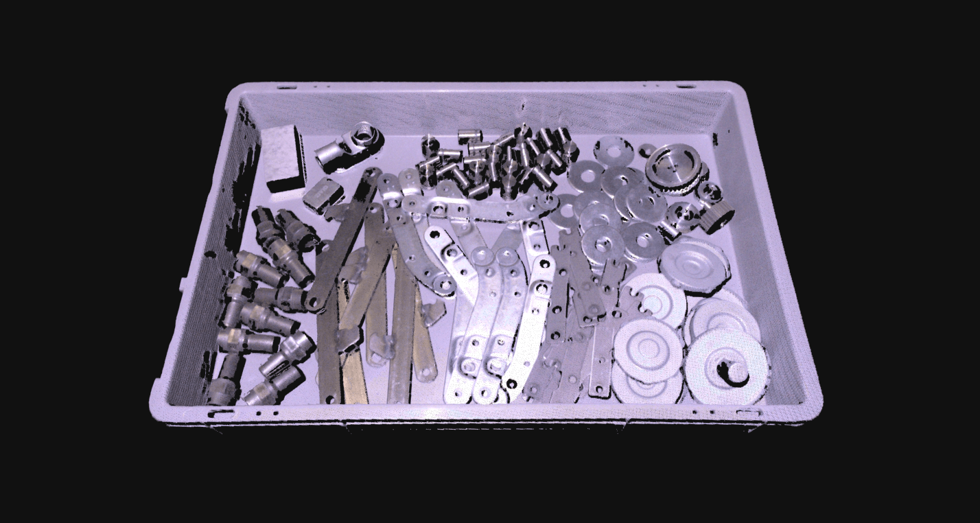 point-cloud-metallic parts-zivid-two